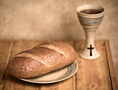 Image result for picture communion wine and bread