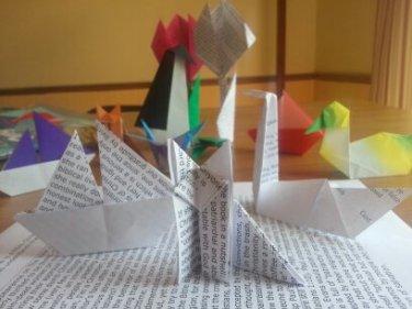 rhe-origami