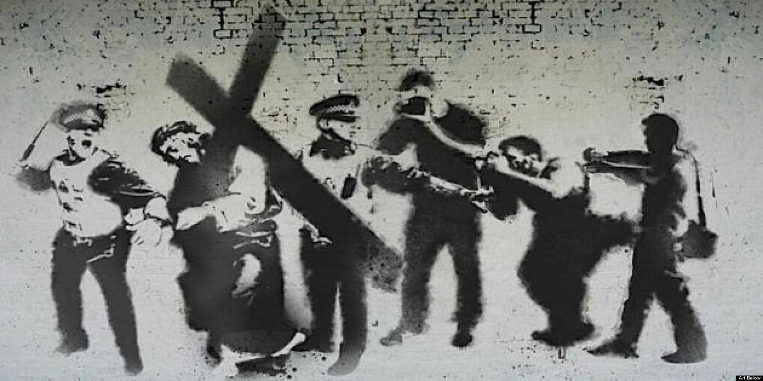 Afbeeldingsresultaat voor easter bible graffiti